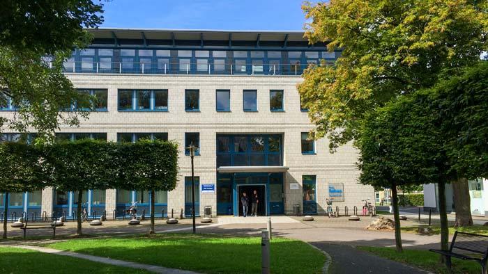 Rathaus Dormagen